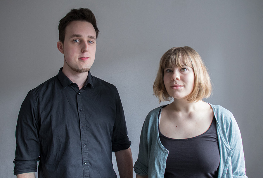 Photo of Jasper Meiners and Isabel Paehr